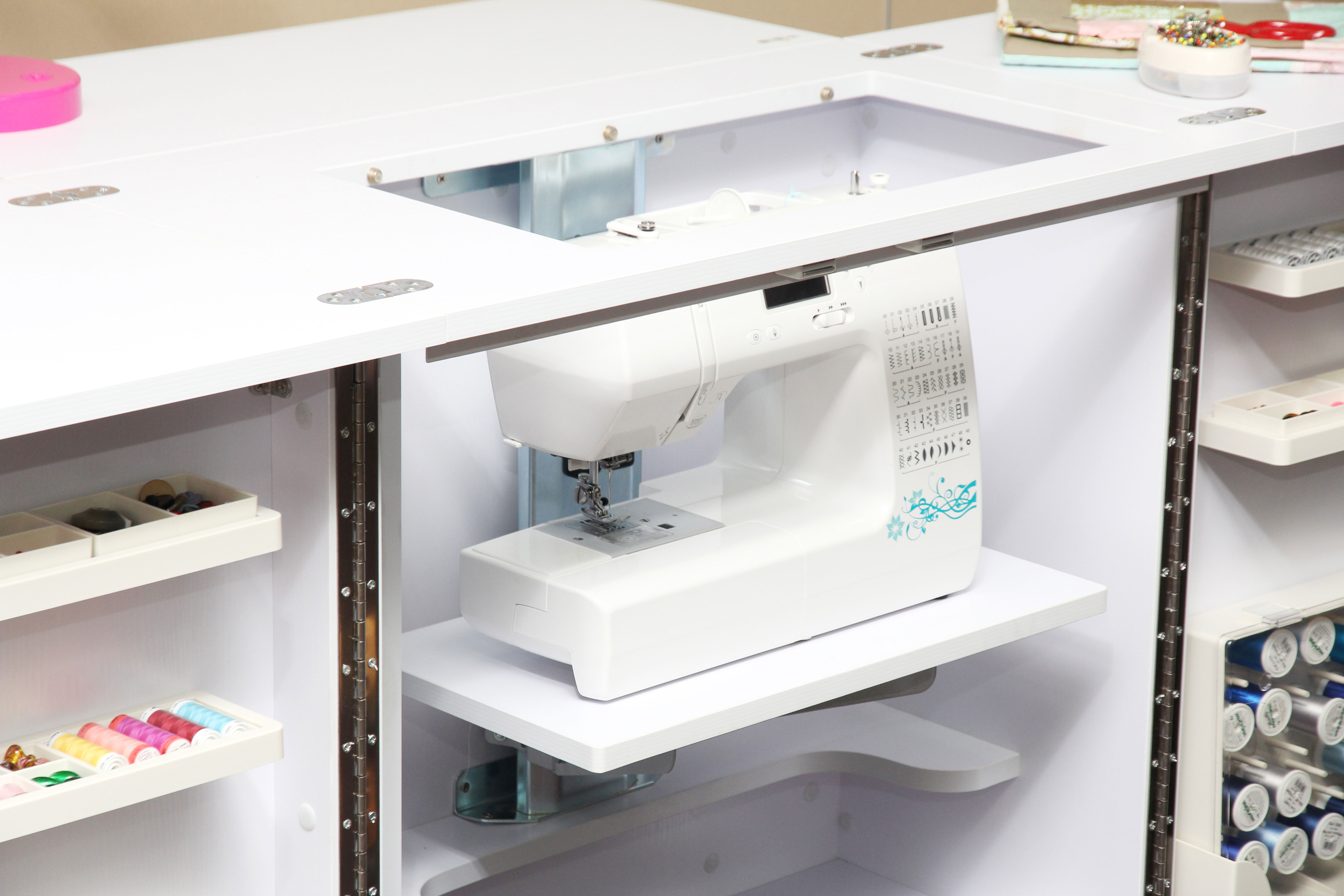 Tailormade Cabinets   The Sewing Furniture Specialists